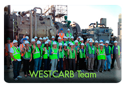 Link to WESTCARB  Team page